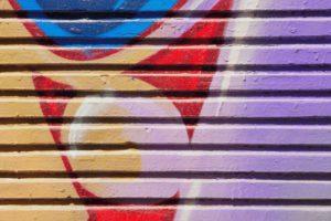 Odstranění graffiti z betonových povrchů Praha 2