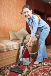 profesionalne čistenie kobercov