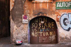 Jak na odstraňování graffiti Praha 4