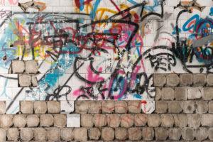 Odstraňování graffiti Praha 9