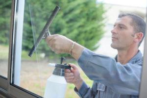 Jak mít neustále čistá okna