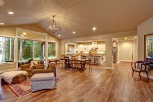 oživení dřevěné podlahy