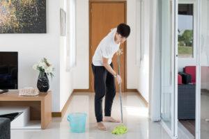 profesionální čištění podlah Praha