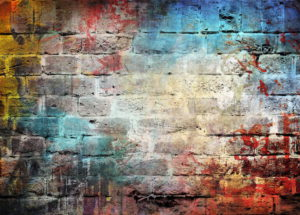 Čím odstranit graffiti