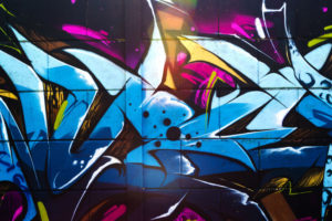 Jak máme odstranit graffiti