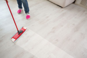 profesionální mytí podlah