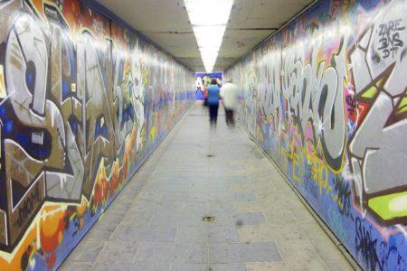 Graffiti odstraňte, ale myslete také na preventivní opatření pro příště