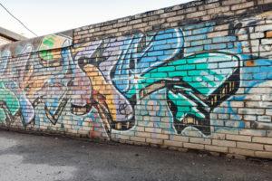 Ago jako prevence před graffiti