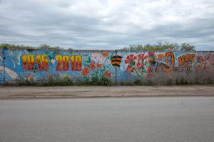 Města plná graffiti