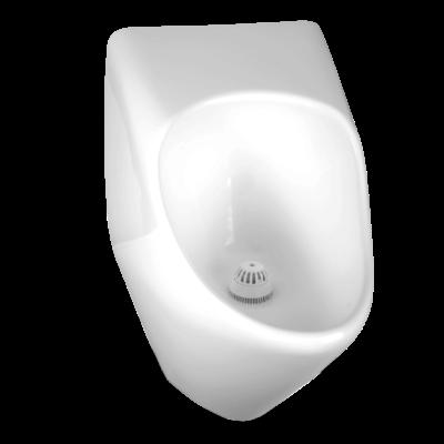 Smrad z wc vyriešite inštaláciou pisoára bez vody