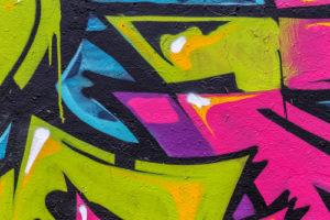 Jak zlikvidovat graffiti a finančně při tom nevykrvácet?