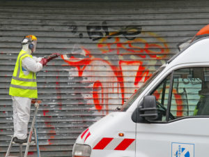 Graffiti už nechci ani vidět, Antigraffiti Praha mi mé přání pomáhá plnit