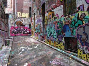 Odstranění graffiti cena