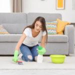 recenze čištění koberců