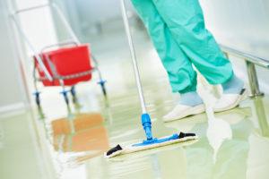 jak na čištění podlahy