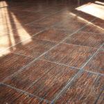 jak čistit podlahu