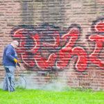 jak odstranit grafity