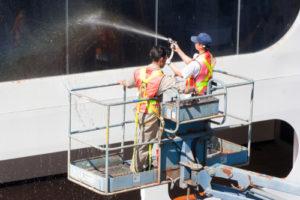 Kvalitní čištění oken