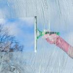 Výškové umývanie okien