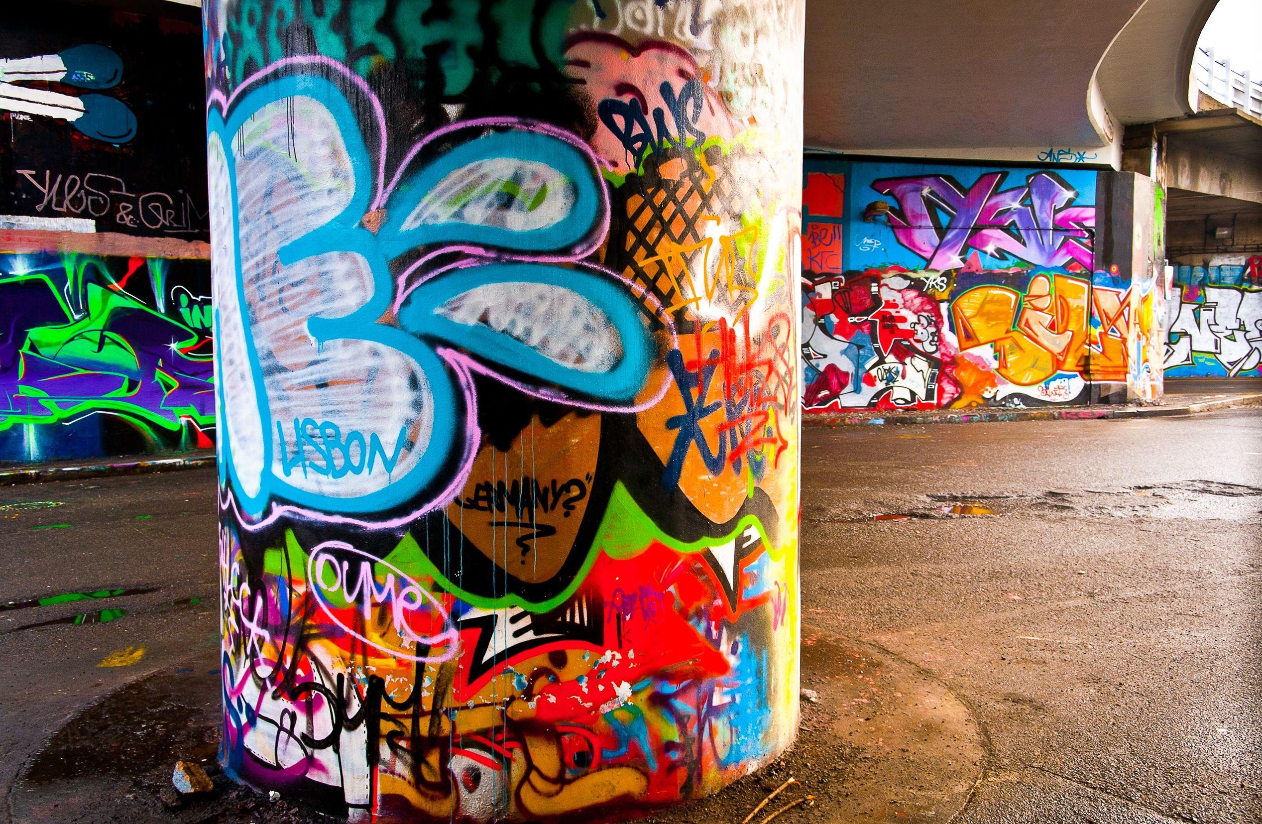 odstraňování graffiti Praha