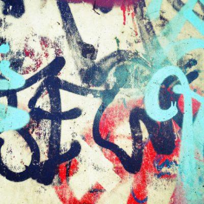 Graffiti na škole je z výchovného hlediska škodlivé, nemluvě o estetickém hledisku