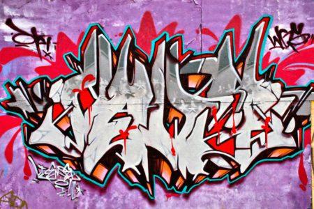 Nebojte se, graffiti jde odstranit, ale musíte se obrátit na tu správnou firmu
