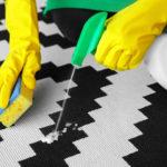 přípravky na čištění koberců