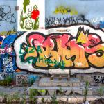 Graffiti čištění