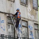 profesionálny odstránenie grafitov
