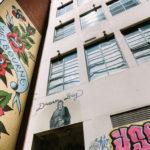 odstranění graffiti z betonu