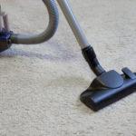 Jak dobře vysát koberec