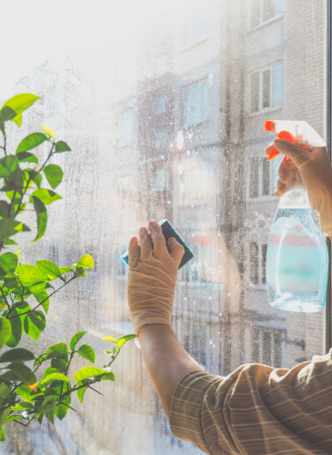 Bratislava okná, čistenie