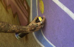tipy na odstranění graffiti