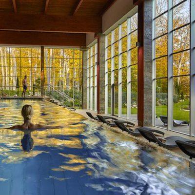 Realizácia hotelového wellness bazéna – hotel Zochova chata