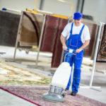 Profesionální čištění koberců
