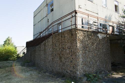 údržba zdí