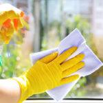 mytí oken ve firmách