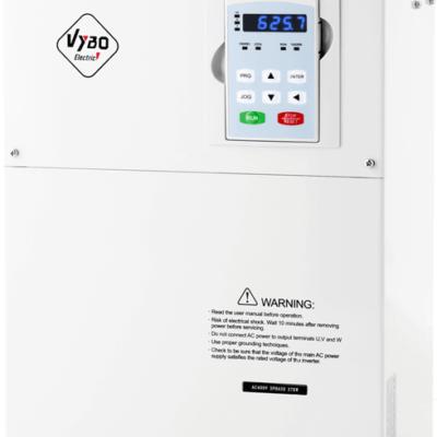 Frekvenční měniče Vector V810 pro náročné průmyslové využití si vás získají svou spolehlivostí