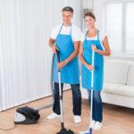 voskování dřevěných podlah