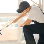 profesionální mytí okne