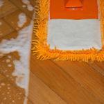 chemie na podlahy