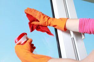 dlouhotrvající efekt mytí oken