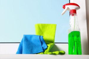 mytí, leštění a impregnace oken