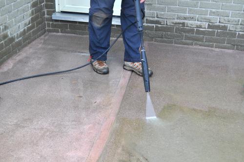 Praha čištění litých podlah
